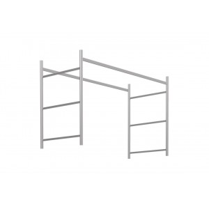 Extension unit half span (for Hobby and Superhobby)