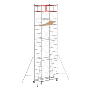 Scaffold Tower M4 LUX 150 (Working Height 7,10 m)