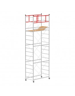 Scaffold Tower M4 LUX (Working Height 6,20 m)