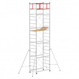 Scaffold Tower M4 LUX (Working Height 7,35 m)