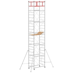 Scaffold Tower M4 LUX (Working Height 8,50 m)