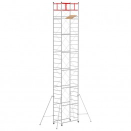 Scaffold Tower M4 LUX (Working Height 9,70 m)