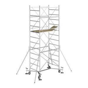 Scaffold Tower M5 EASY (Working Height 5,90 m)