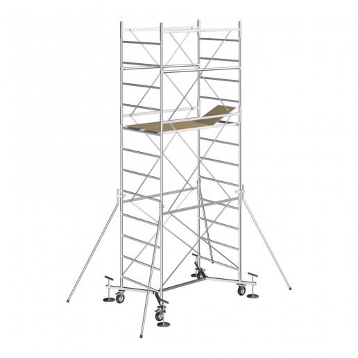 Rollgerüst M5 EASY (Arbeitshöhe 5,90 m)