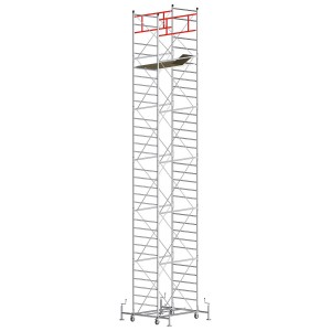 Scaffold Tower M5 ITALY (Working Height 10,35 m)