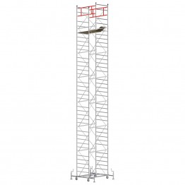 Scaffold Tower M5 SUPERLUX (Working Height 11,80 m)