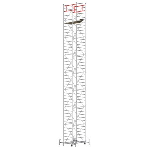 Scaffold Tower M5 ITALY (Working Height 13,30 m)