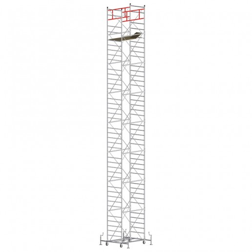 Scaffold Tower M5 SUPERLUX (Working Height 13,30 m)