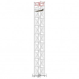 Scaffold Tower M5 ITALY (Working Height 14,75 m)