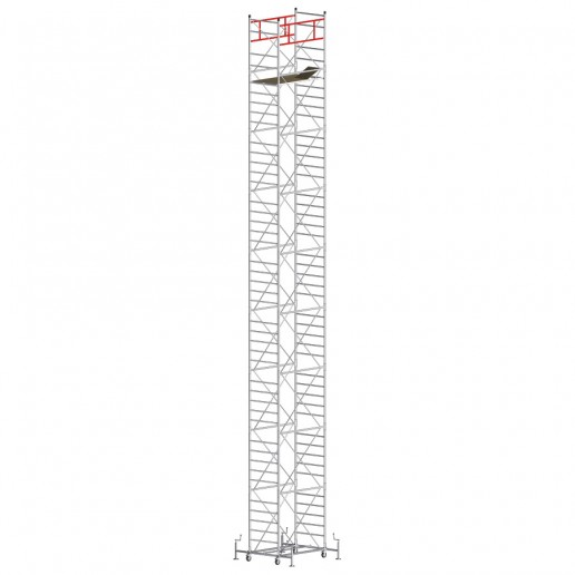 Scaffold Tower M5 SUPERLUX (Working Height 14,75 m)