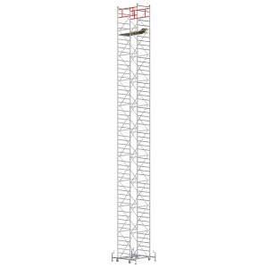 Scaffold Tower M5 ITALY (Working Height 16,25 m)