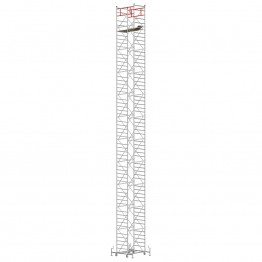 Scaffold Tower M5 ITALY (Working Height 17,70 m)
