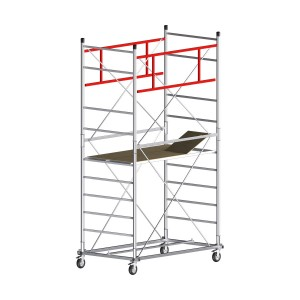 Scaffold Tower M5 SUPERLUX (Working Height 4,50 m)