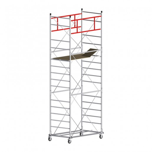 Scaffold Tower M5 SUPERLUX (Working Height 5,95 m)