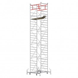 Scaffold Tower M5 ITALY (Working Height 8,90 m)