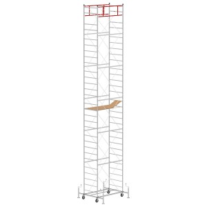 Scaffold Tower M5 LUX (Working Height 10,35 m)