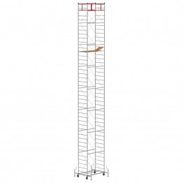 Scaffold Tower M5 LUX (Working Height 13,30 m)
