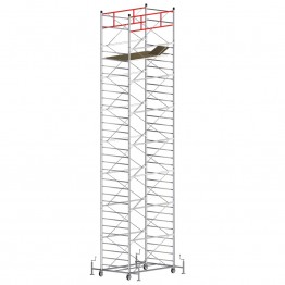 Scaffold Tower TITANIUM PRO (Working Height 10,90 m)