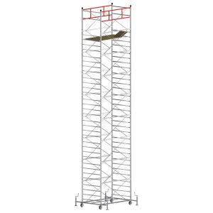 Scaffold Tower TITANIUM PRO (Working Height 12,10 m)