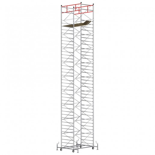 Scaffold Tower TITANIUM PRO (Working Height 13,25 m)