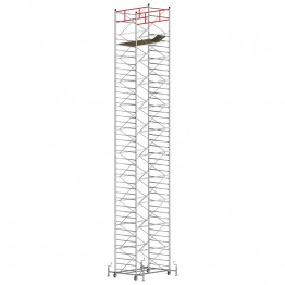 Scaffold Tower TITANIUM PRO (Working Height 14,40 m)
