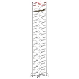 Scaffold Tower TITANIUM PRO (Working Height 15,60 m)