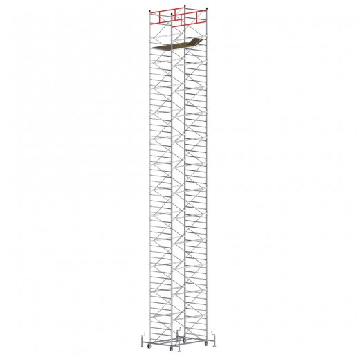Scaffold Tower TITANIUM PRO (Working Height 16,75 m)