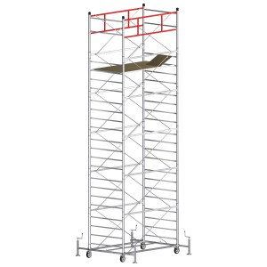 Scaffold Tower TITANIUM PRO (Working Height 8,55 m)