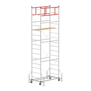 Scaffold Tower SCEDILUX (Working Height 6,20 m)