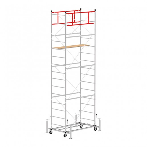 Rollgerüst SCEDILUX (Arbeitshöhe 6,20 m)