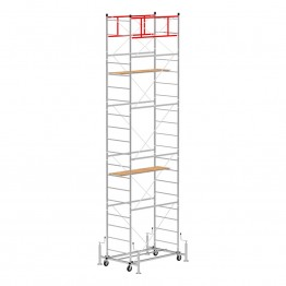 Scaffold Tower SCEDILUX (Working Height 7,35 m)