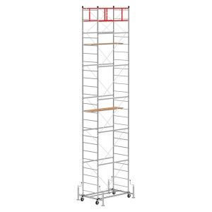 Scaffold Tower SCEDILUX (Working Height 8,50 m)