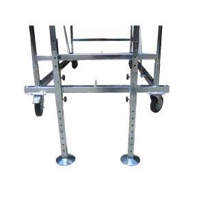 Adjustable Scaffold Feet